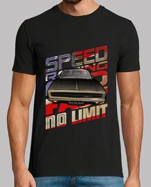 Dodge Charger 70 - USA (black) (HTS)