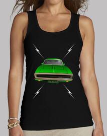 Dodge Charger 70 lightning - green - FS