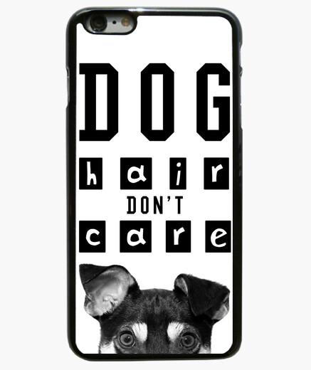 Funda iPhone 6 Plus / 6S Plus Dog hair don't care