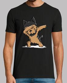 dog yorkshire terrier dab!