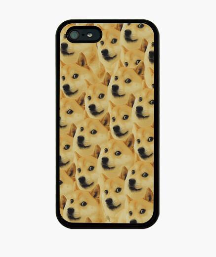 Funda iPhone Doge Carcasa de movil del Rubius