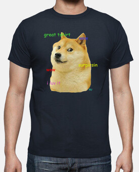 Doge t-shirt...WOW