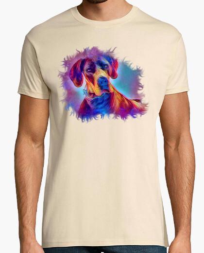 Tee-shirt dogues