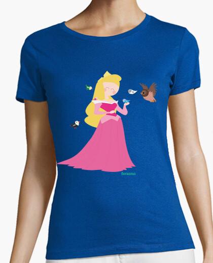 Camiseta Doll Aurora