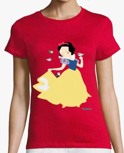 Camiseta Doll Blancanieves