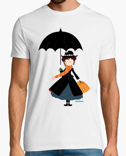 Camiseta Doll Mary Poppins