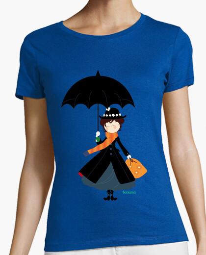 T-shirt doll poppins mary