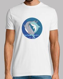 Dolphin Shark Love