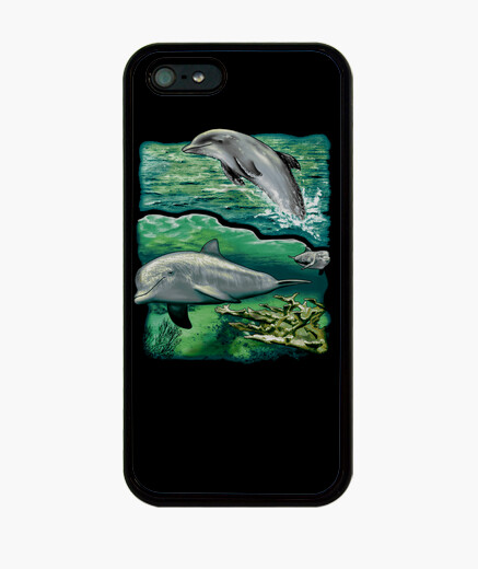 Dolphins iphone cases