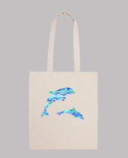 dolphins (transparent)