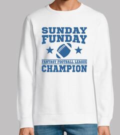 domenica funday fantasy football league
