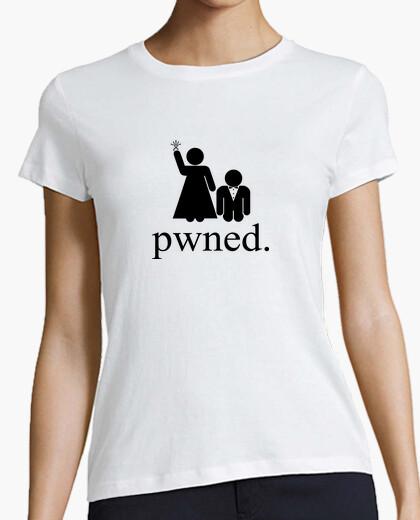 Tee-shirt dominé