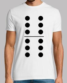 Domino seis doble