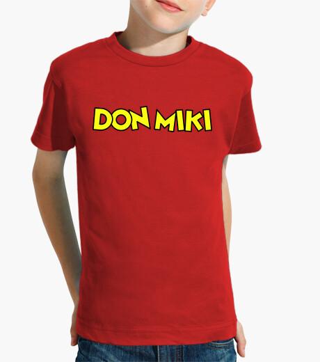 Ropa infantil Don Miki