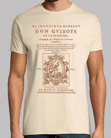 don quichotte. première page (revisited)
