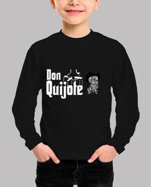 Don Quijote de la Mafia niño