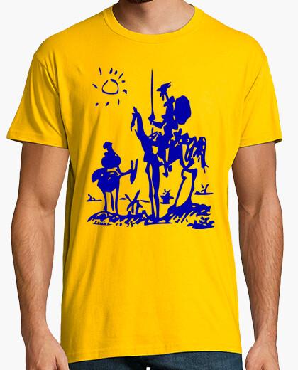 Camiseta Don Quijote y Sancho