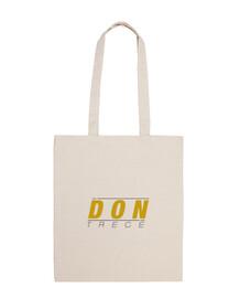 Don Trece - Bolsa tela 100 algodón