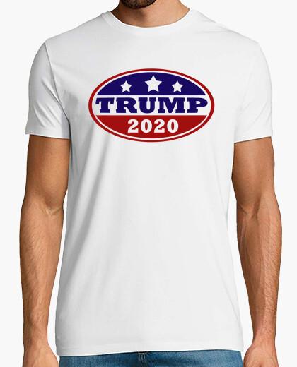 T-shirt Donald Trump 2020 per il presidente