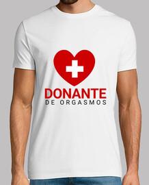 Donante de Orgasmos