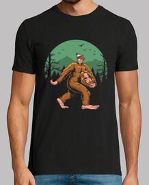 ¿dónde está la camisa bigfoot para hombre