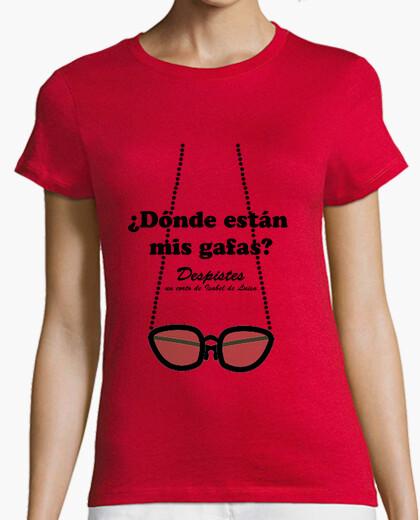 ee4fb65be3 Camiseta ¿Dónde están mis gafas? - nº 87308 - Camisetas latostadora