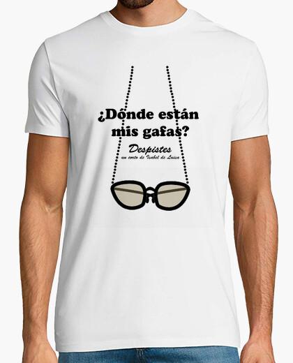 3117950bee Camiseta ¿Dónde están mis gafas? - nº 87317 - Camisetas latostadora