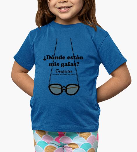 fb29da1a84 Ropa infantil ¿Dónde están mis gafas? - nº 87322 - Ropa infantil ...