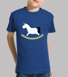 dondolo unicorn