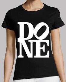 Done (white)