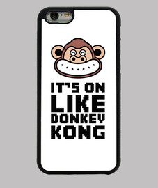 donkey kong (pour iphone)