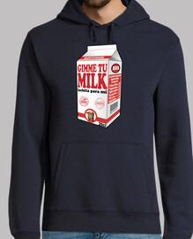 donne-moi votre lait