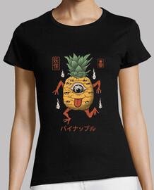 donne camicia yokai ananas