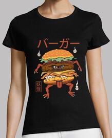 donne camicia yokai burger
