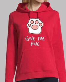 donne moi cinq