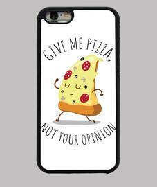 donnez-moi une pizza