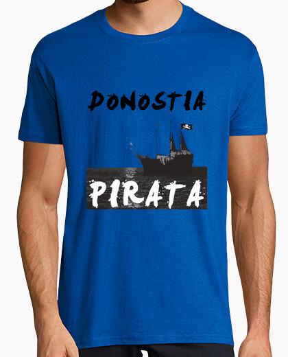 Camiseta Donostia Pirata