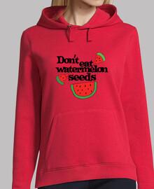 dont eat watermelon seeds
