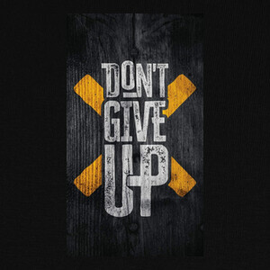 Camisetas Dont Give Up
