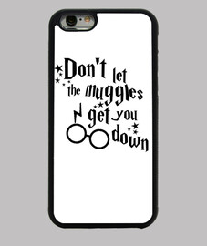 Don't let muggles get you down (negro)