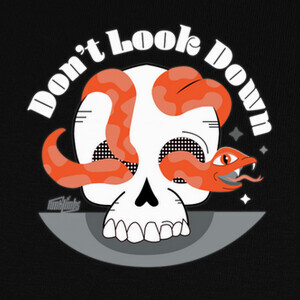 Camisetas Dont Look Down