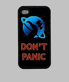 Dont Panic - Funda Iphone4