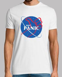 Don't panic H