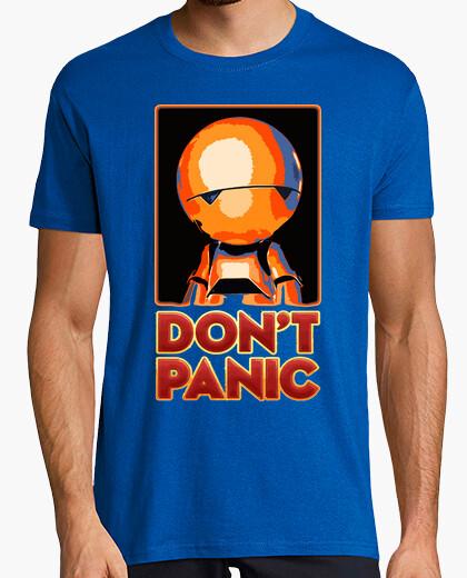 Camiseta Dont Panic Marvin