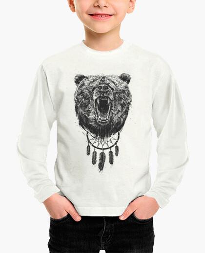 Ropa infantil Don't weak the bear