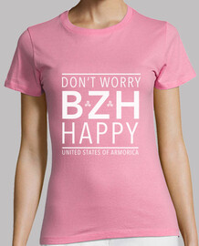 dont worry (bzh) happy