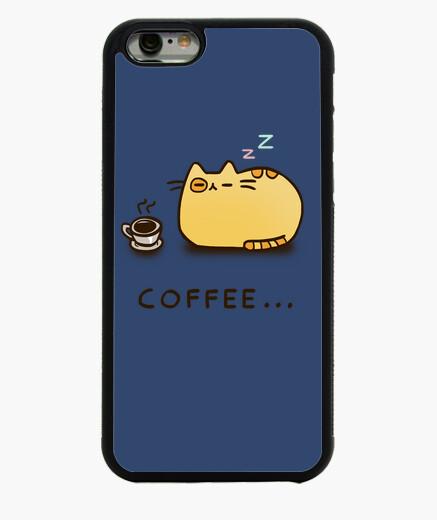 Funda iPhone 6 / 6S Donut Cat!