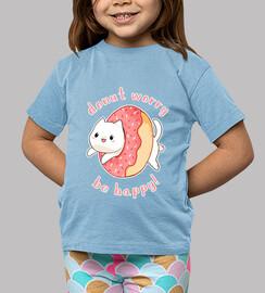 donut sorge katze