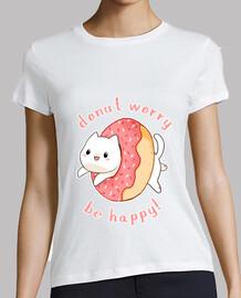 Donut worry cat
