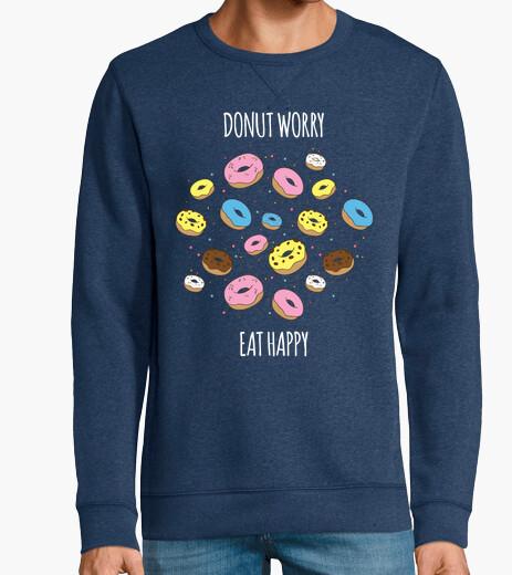 Jersey Donut worry Eat happy
